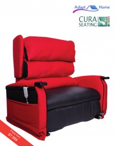 Cura Attollo XL Riser Recliner Chair