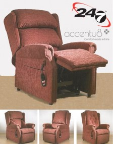 Accentu8 Senydd Rise and Recline Chair