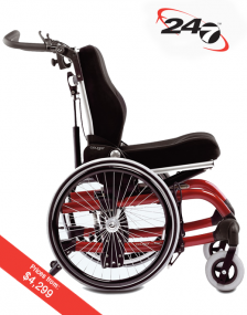 R82 Cougar Wheelchair