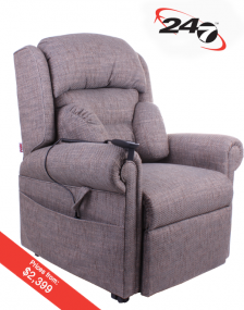 Pride Essex Hudson Rise and Recliner Chair