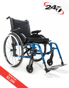 Motion Composite Helio A7 Wheelchair