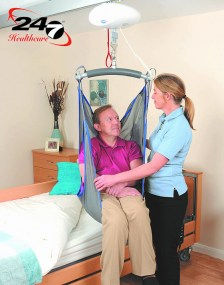Invacare iTransia Rail Hoist/Lifter Rail Track system