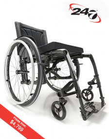 Motion Composite Veloce Wheelchair